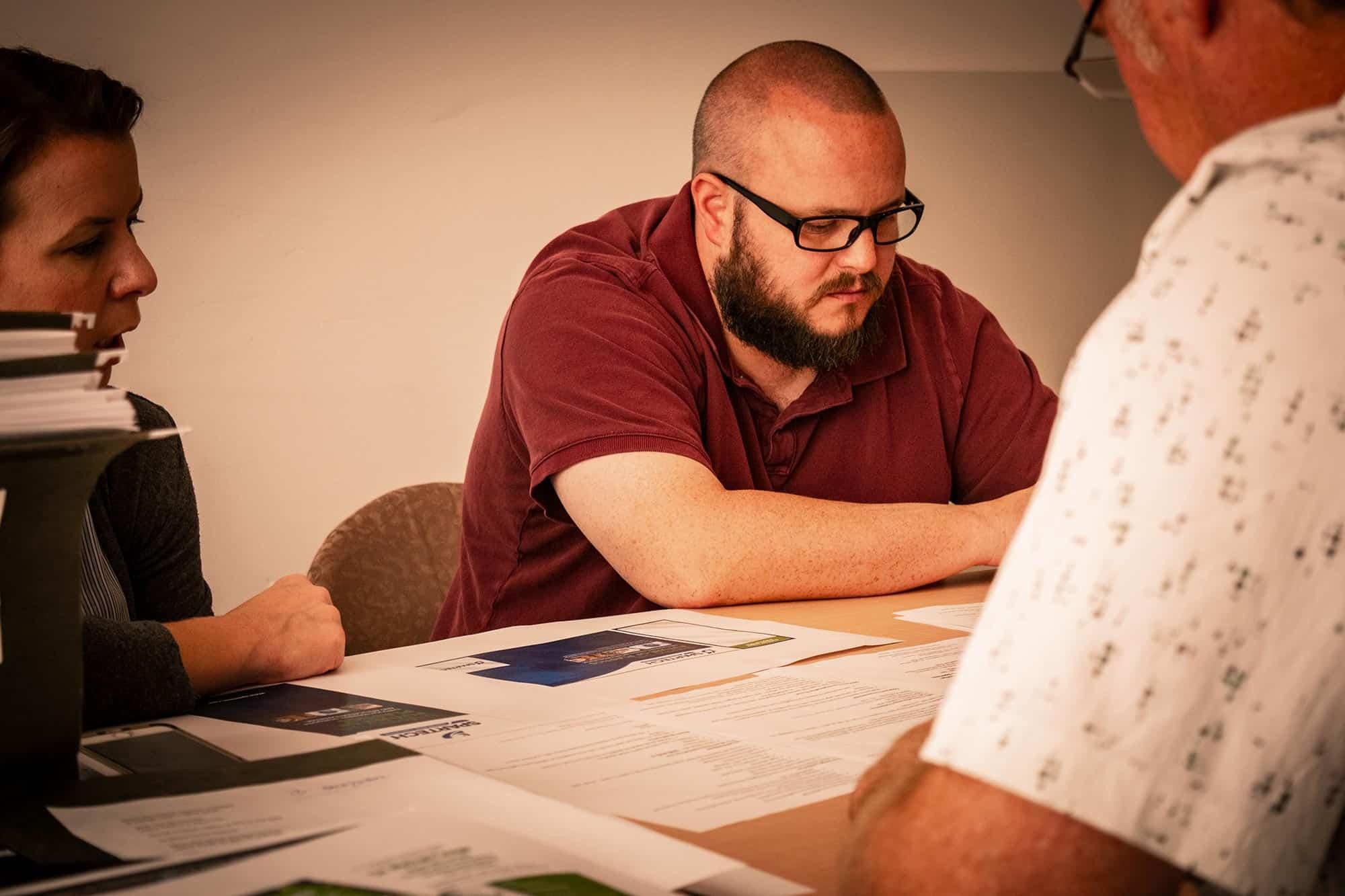 richard roden creative meeting