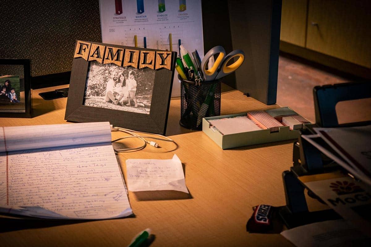 alana rosenfeld desk