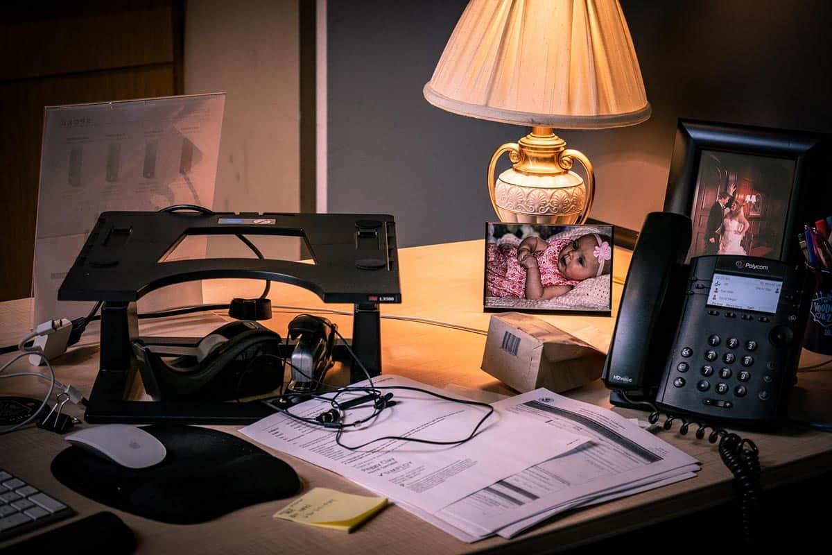 ali tucker office