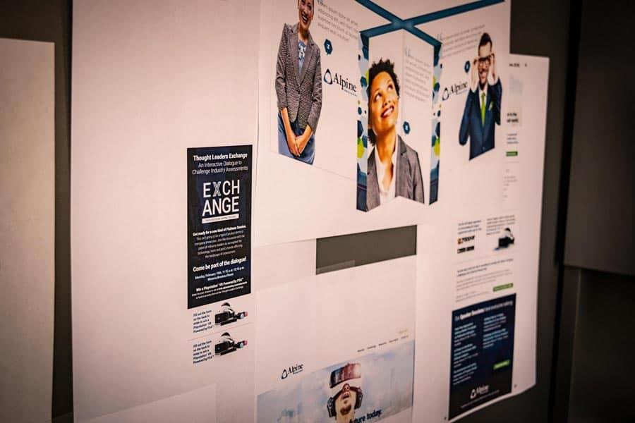 spoke marketing tradeshow campaign