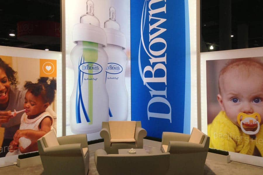 spoke marketing tradeshow design