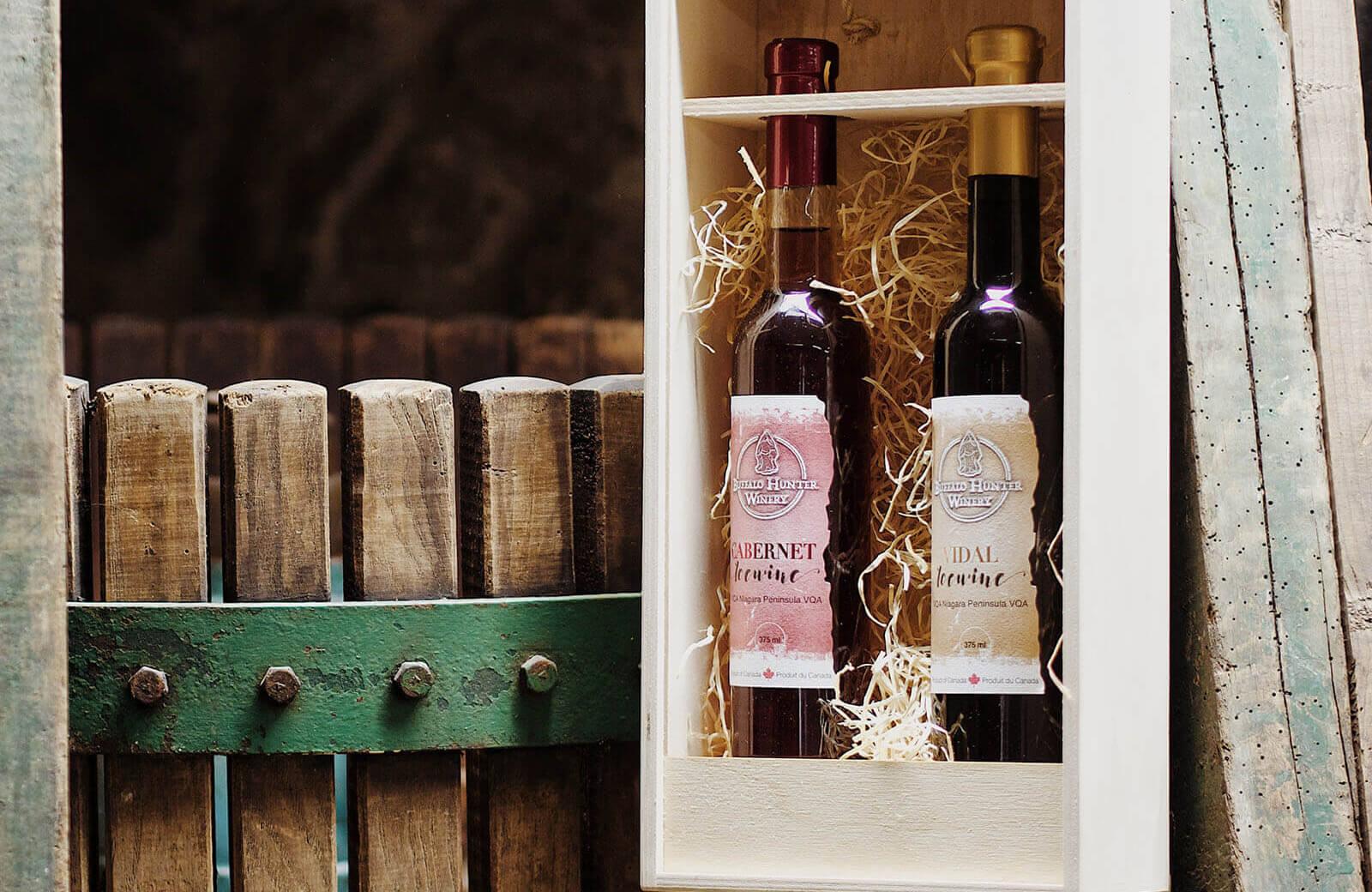 Ľadové víno Buffalo Hunter Winery