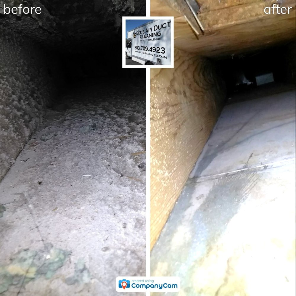 benefits of air duct cleaning in longmont co