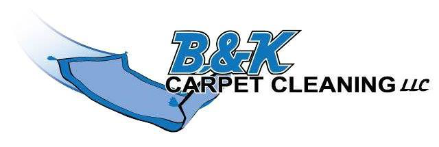 b&k carpet cleaning llc logo
