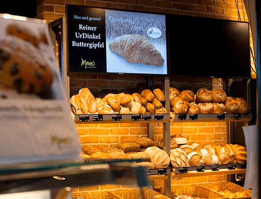 Moderne Bestellerfassung Software für Innovative Bäckereien mit Bedienter Gastronomie