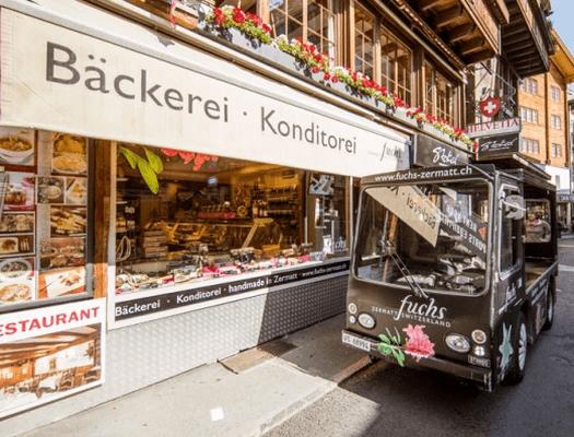 Online-Bestellplattform modernisiert das Liefergeschäft nachhaltig in Bäckerei Fuchs