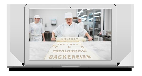 Bäckerei Kassen- und Software- Lösungen von HS-Soft