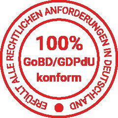 GoBD und GDPdU Finanzkonform Kasse