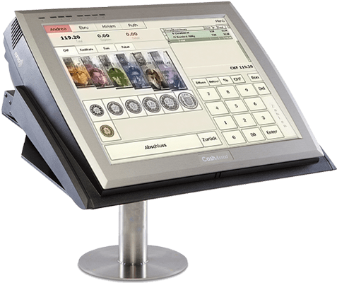 CashAssist, erstes PC basiertes Kassensystem