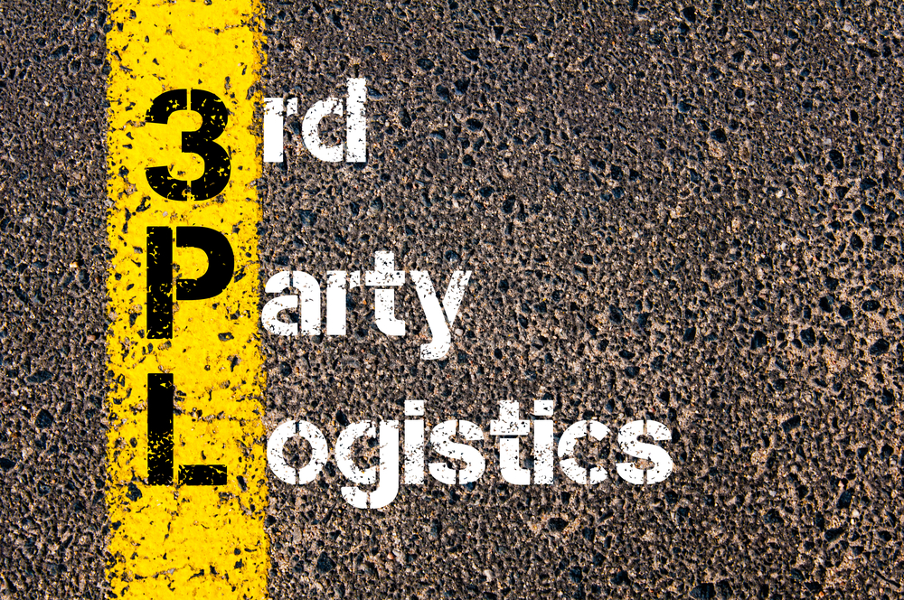 Third Party Logistics vector