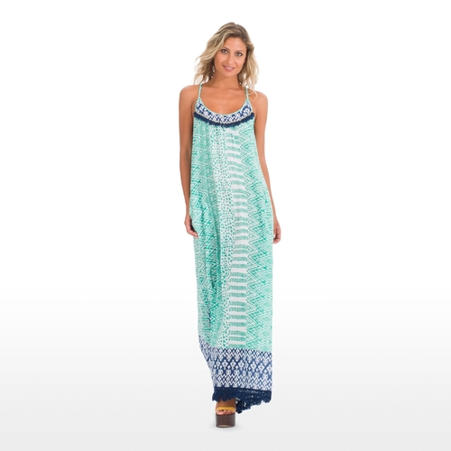 Malini Shelly Long Dress