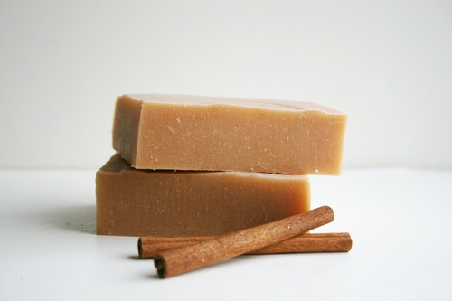 Spiced Apple Scented Soap