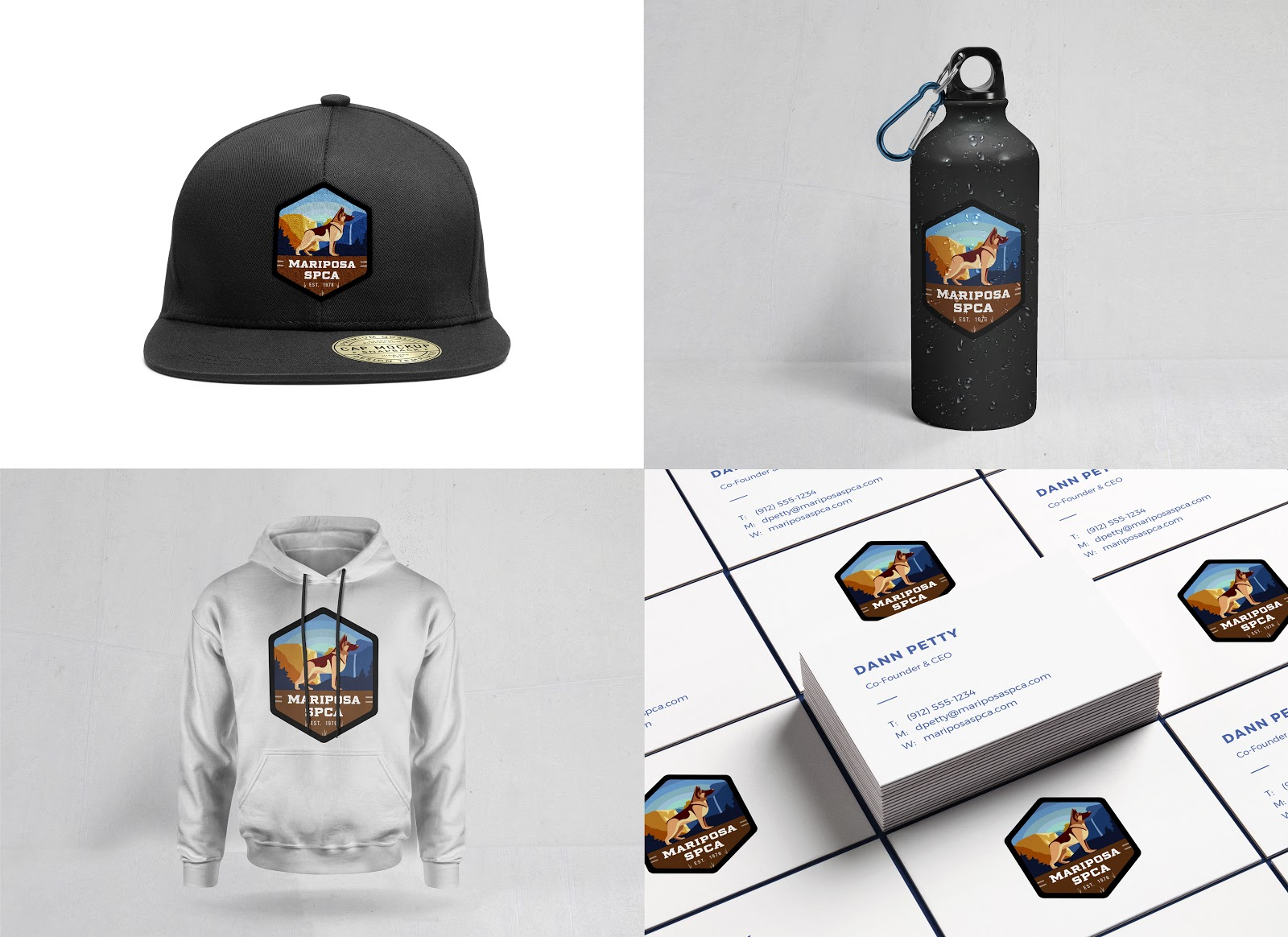 consistent brand logo