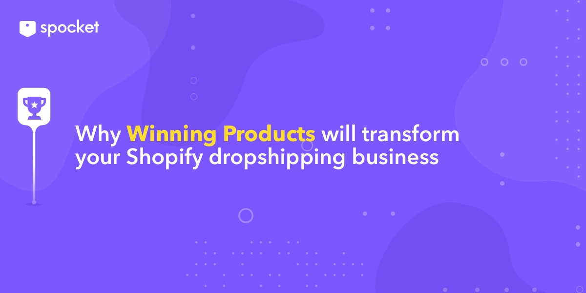 Winning Products Will Transform Your Shopify Dropshipping Business