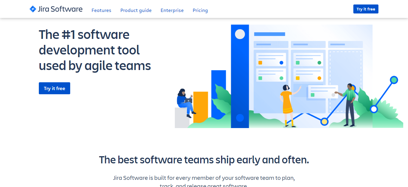 Jira Free Project Management tools