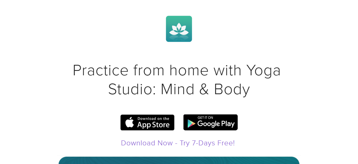 Yoga Studio Best self-care apps of 2020 for working remotely