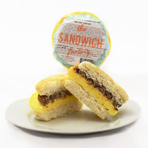 Sausage,Egg & Cheese Biscuit