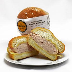 Gluten-Free Turkey & Mustard
