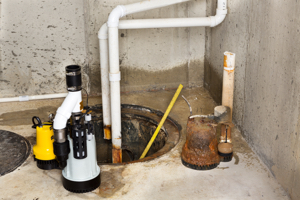 drain and sewer maintenance