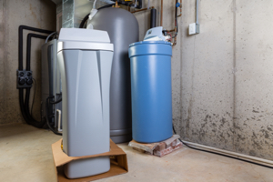 water filtration tanks