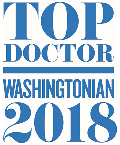 "Dr. Khanna was recently named ""Top Doctor"" for Washington in 2018"