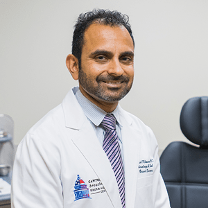 Dr. Manish Khanna provides treatment for allergies, sinus problems and other ear nose & throat conditions.