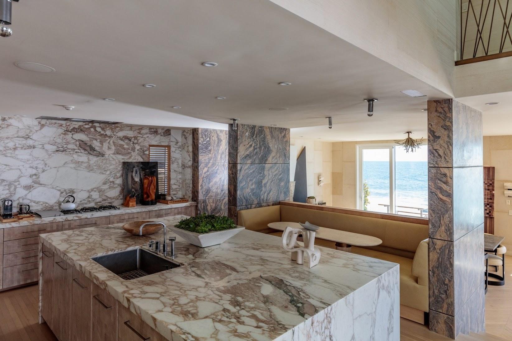 J Mak Malibu Beach House Malibu California