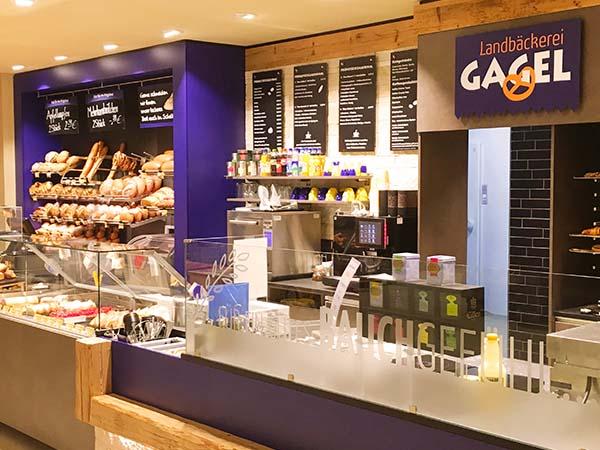 Filialen der Landbäckerei Gagel