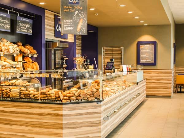 Landbäckerei Gagel - Filiale Weidach