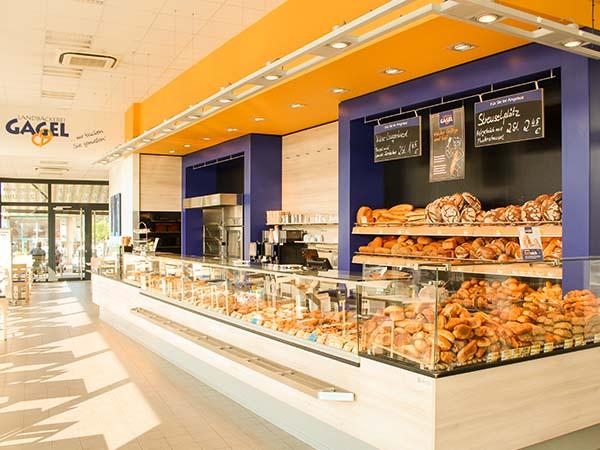 Landbäckerei Gagel - Filiale Ebern