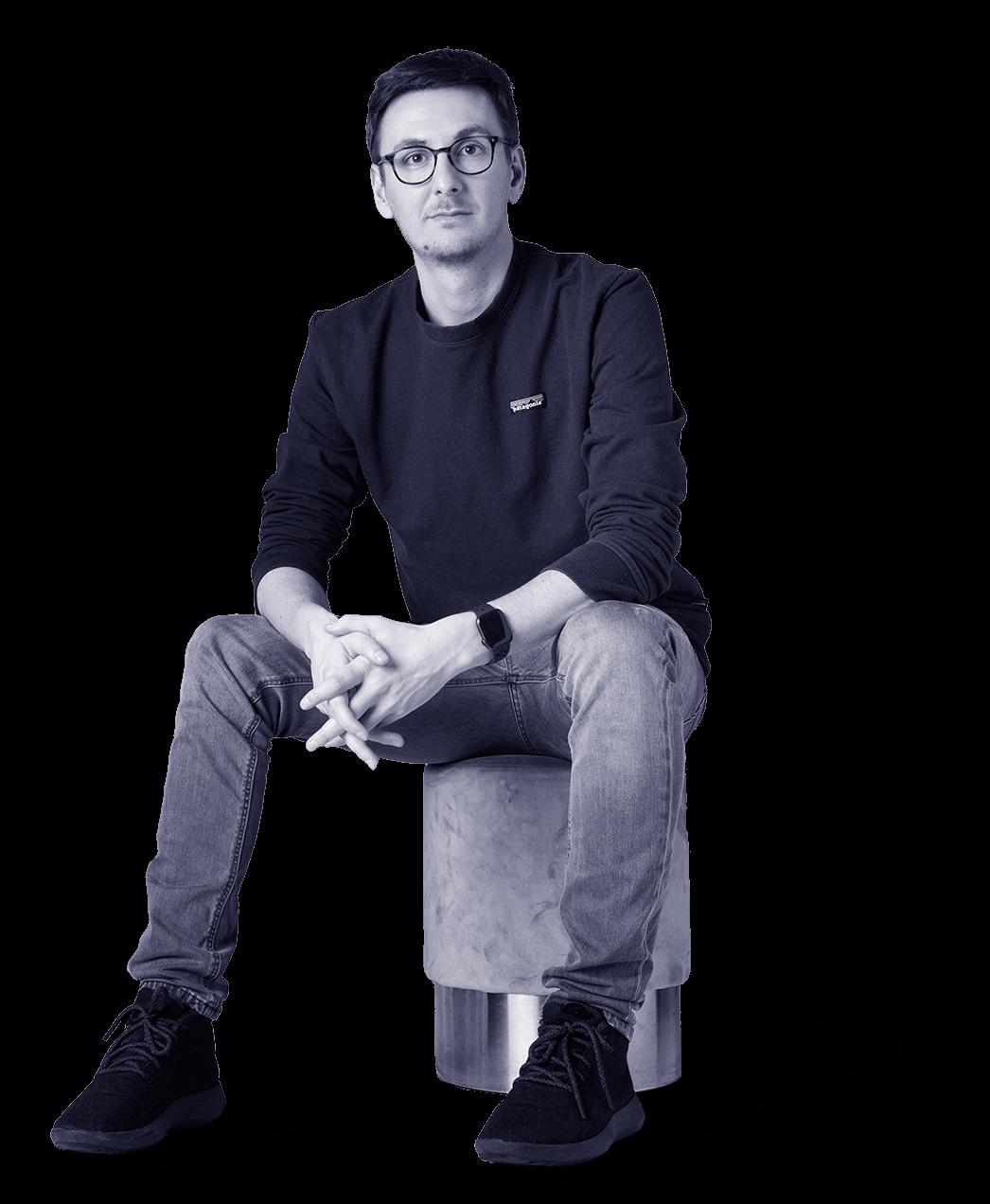 Conrad Lenz Webdesign Freelancer Lickable Design