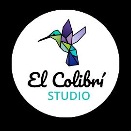 El Colibrí Studio Logo