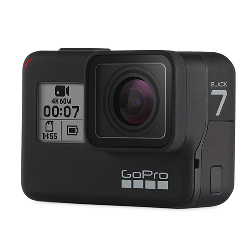 GoPro Hero 7 black edition -EN