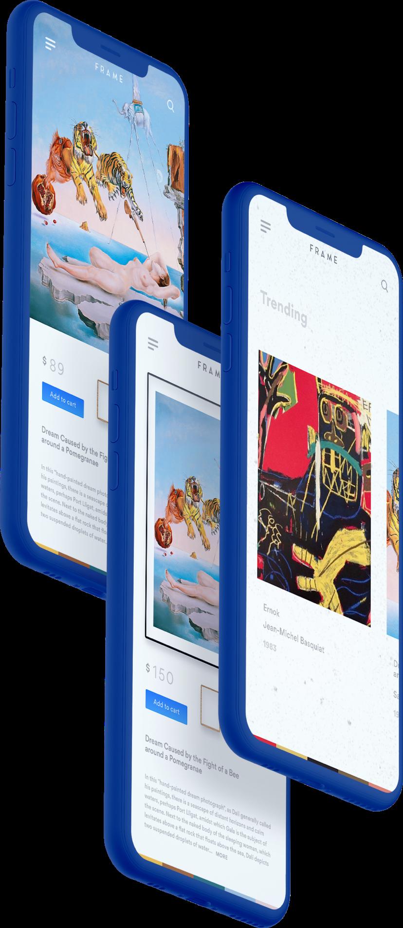 Frame App