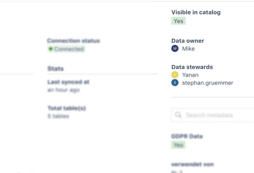 data steward access control