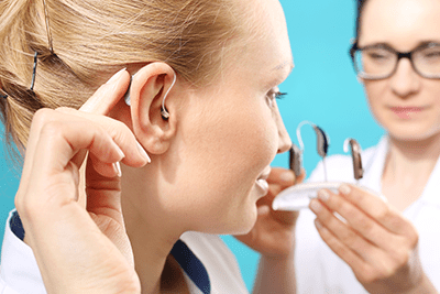 Hearing Aid Evaluation & Selection