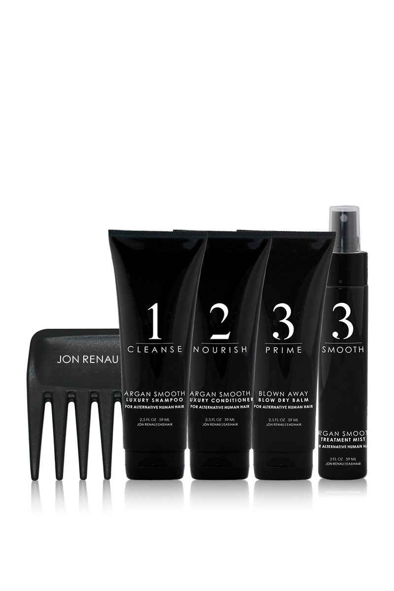 Human Hair Care Travel Kit