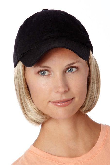 Shorty Hat With Hair