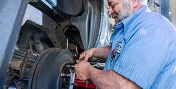 Brake Repair Service in Orrville, Ohio