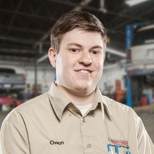 Owen Stoller - RNS Auto Service in Orrville, Ohio
