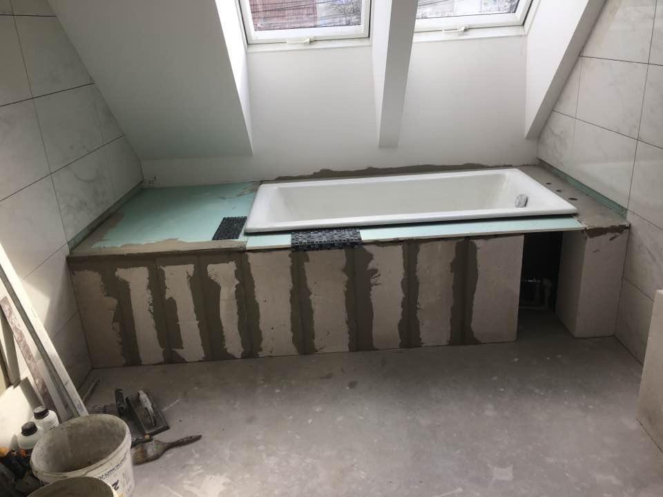 Historia Metamorfozy łazienki Na Poddaszu