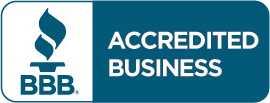youngs hvac pros has an A+ rating with BBB