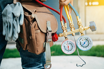 list of hvac services offered by young's hvac pros
