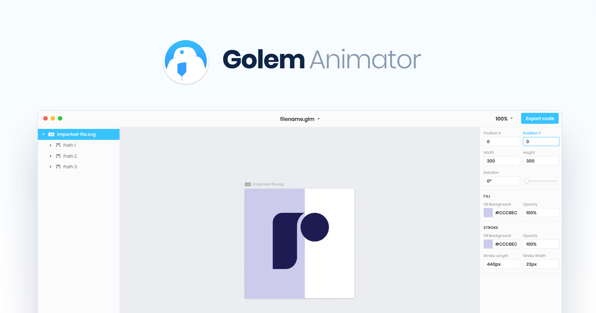 Golem Animator Raw Studio