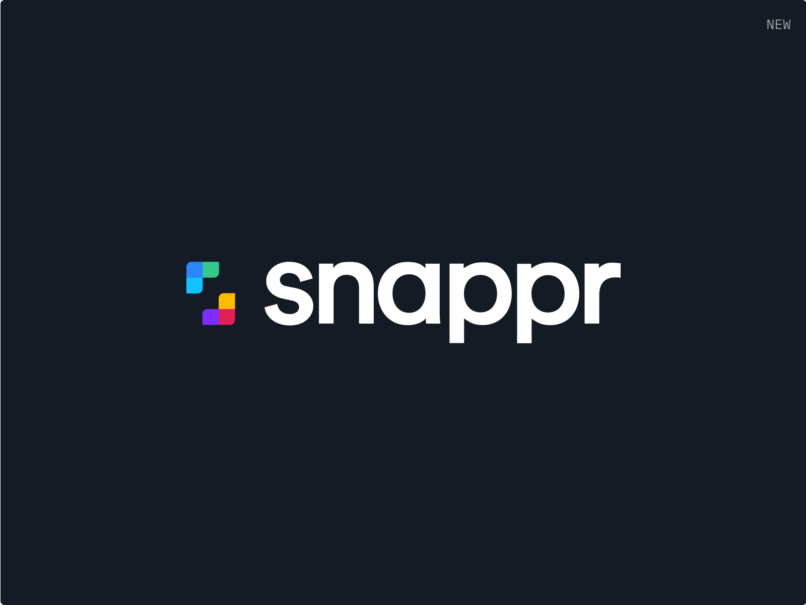 snappr new logo raw studio