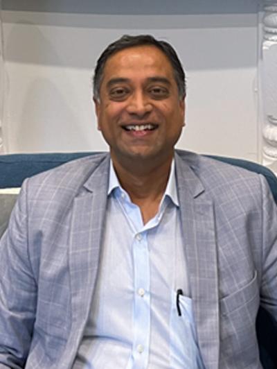 Dr. Anil V Reddy