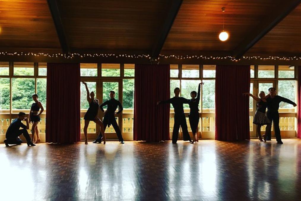 Studio Hire at Just Rhythm Dance Academy