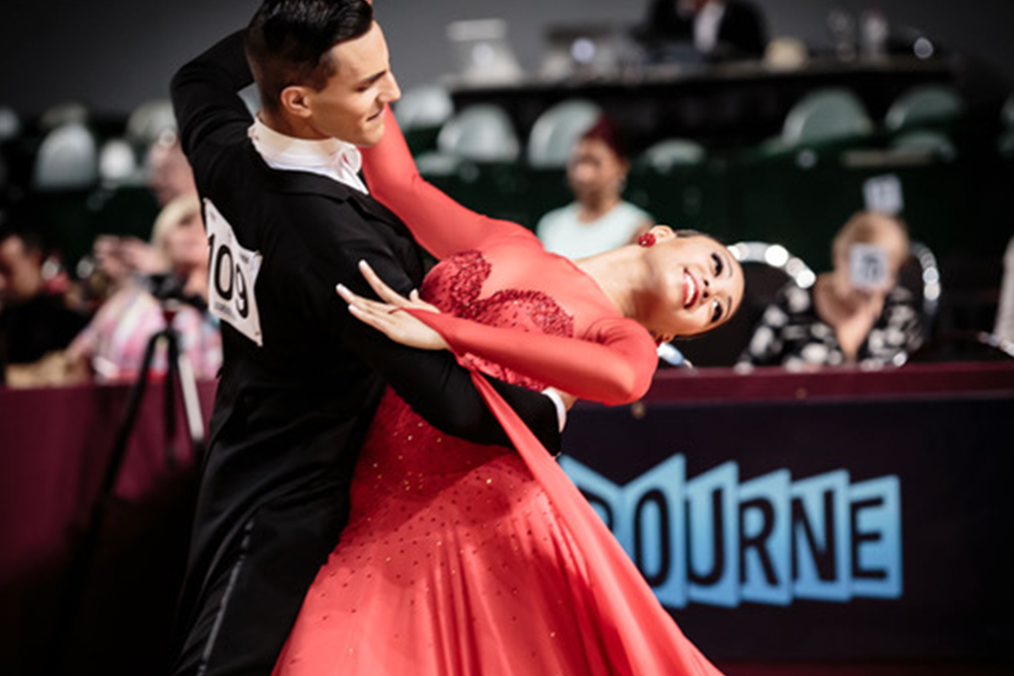 Private Ballroom and New Vogue Lessons