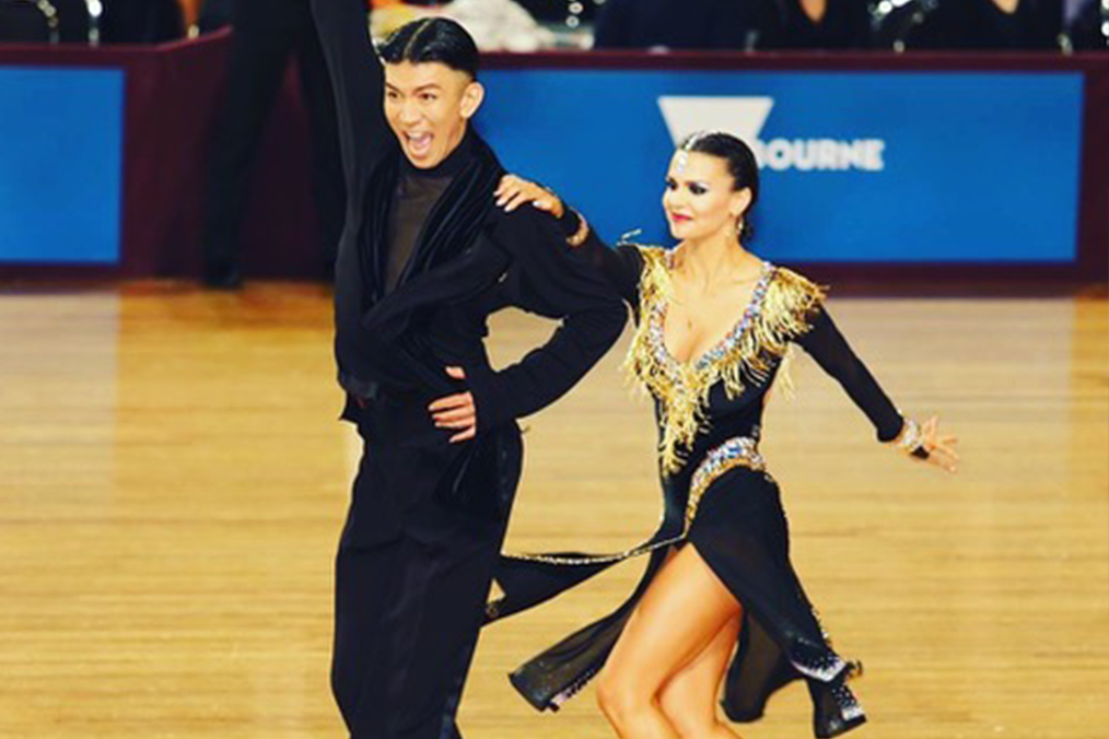 Private Latin Ballroom Lessons