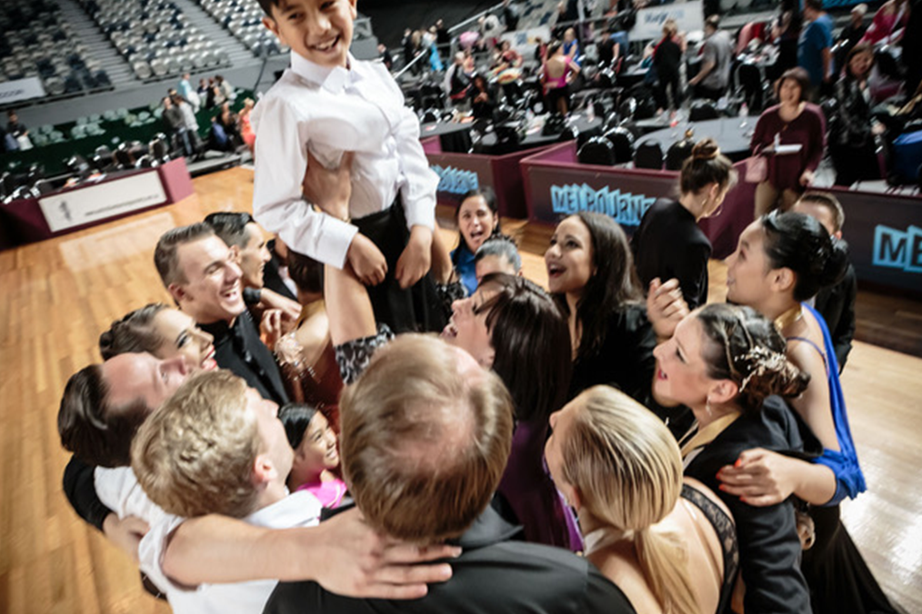 Just Rhythm Dance Academy Family